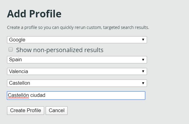 añadir perfil mozbar