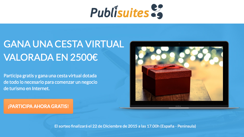 cesta virtual publisuites