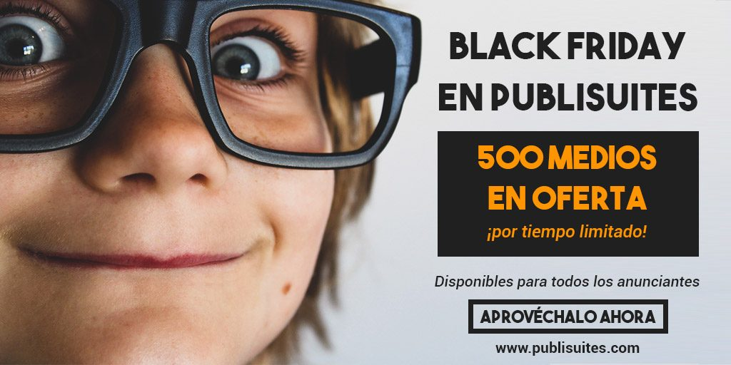 Black Friday Publisuites