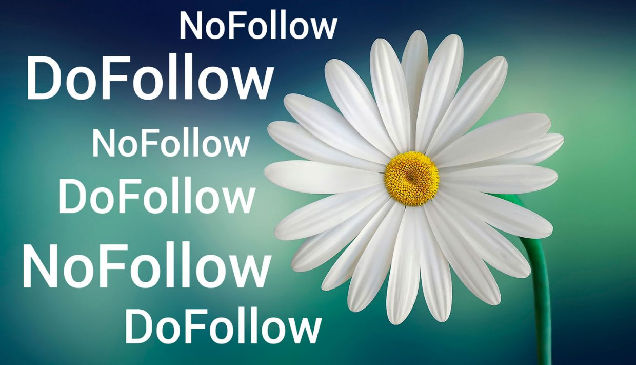 Post patrocinados: enlaces Dofollow vs NoFollow