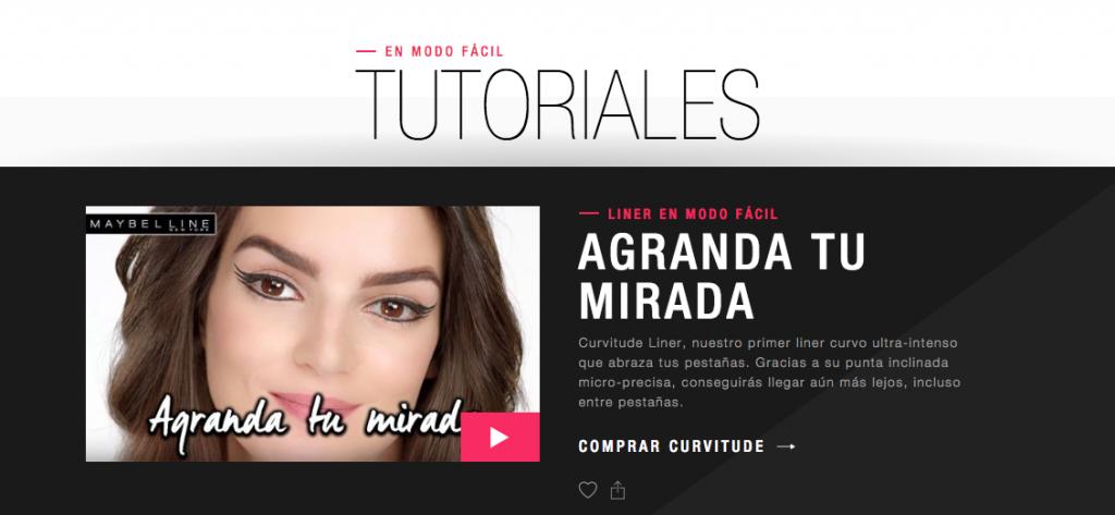 ejemplo marketing de contenidos tutoriales
