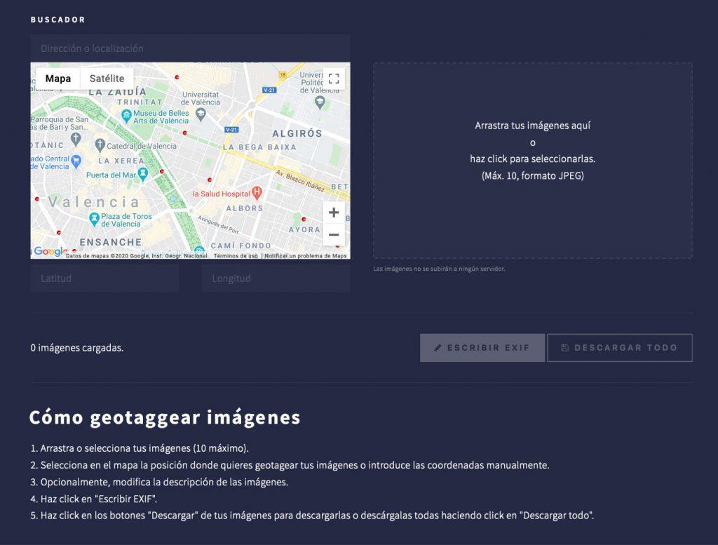 geotagger localrocket