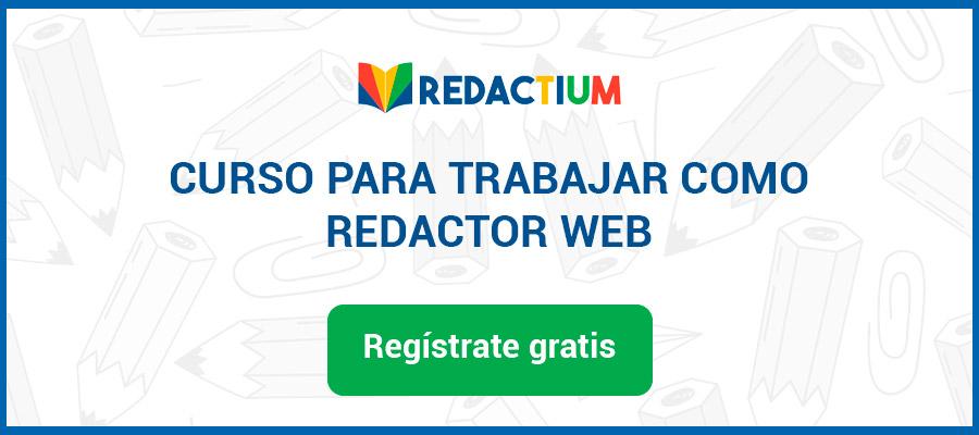 curso redactor web