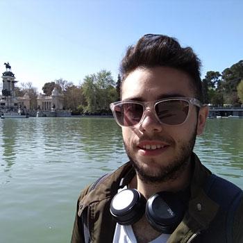 Sergio Castaño, Account Manager